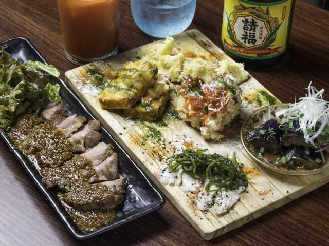 野菜の酒場クサワケ