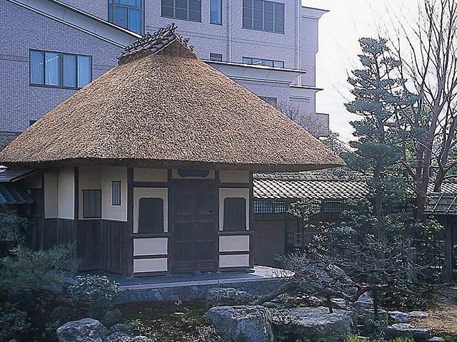 蘆花浅水荘(記恩寺)