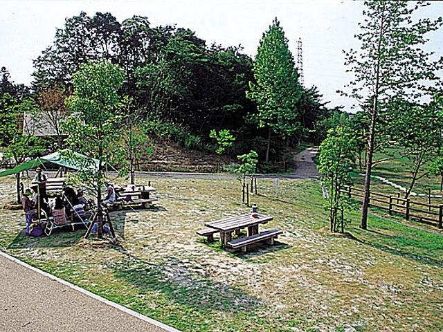 ロクハ公園 デイキャンプの森