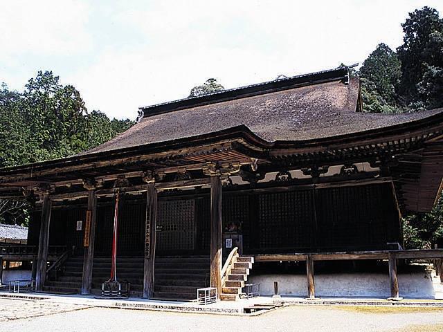 湖東三山 西明寺