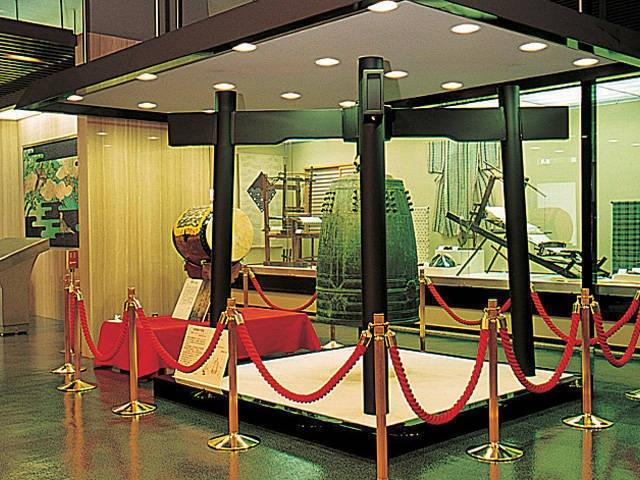 愛荘町立歴史文化博物館