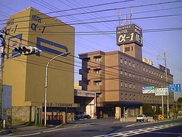 ホテルα-1大津
