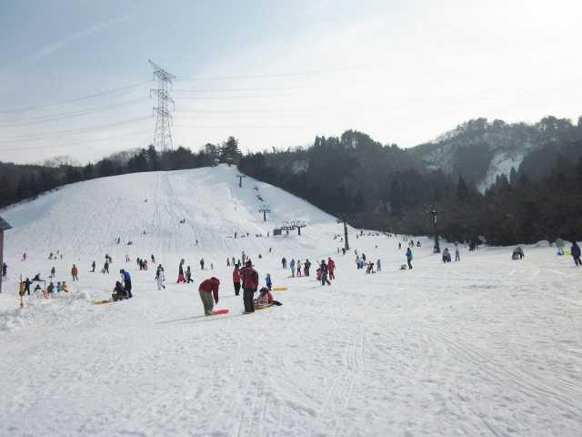 赤子山スキー場(スノーパル)