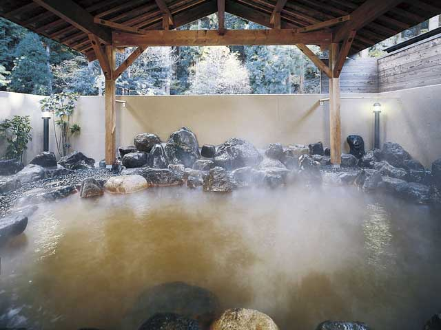 須賀谷温泉(日帰り入浴)