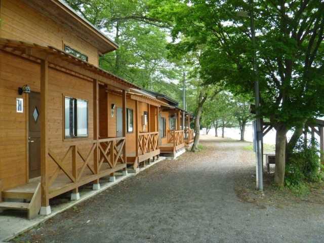 二本松キャンプ水泳場