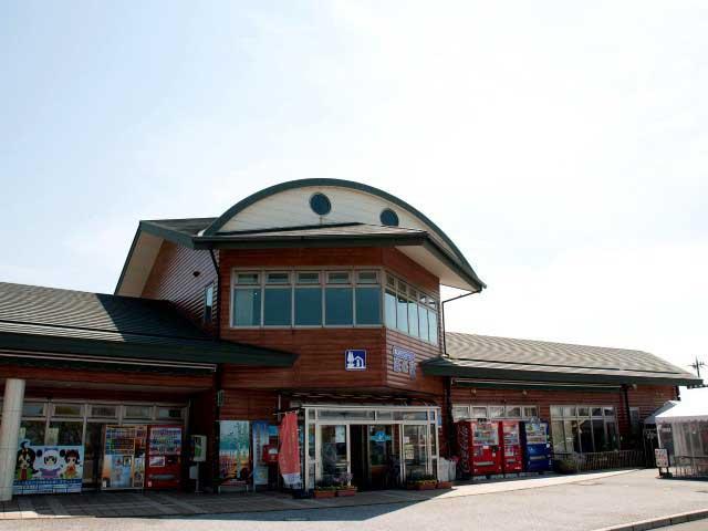 道の駅 湖北みずどりステーション