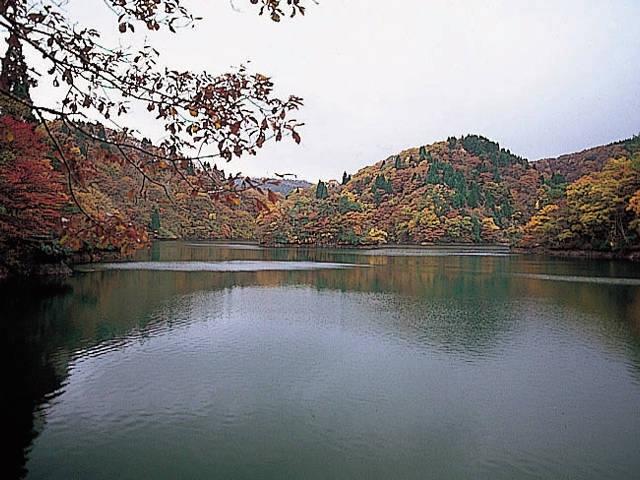 淡海湖(処女湖)