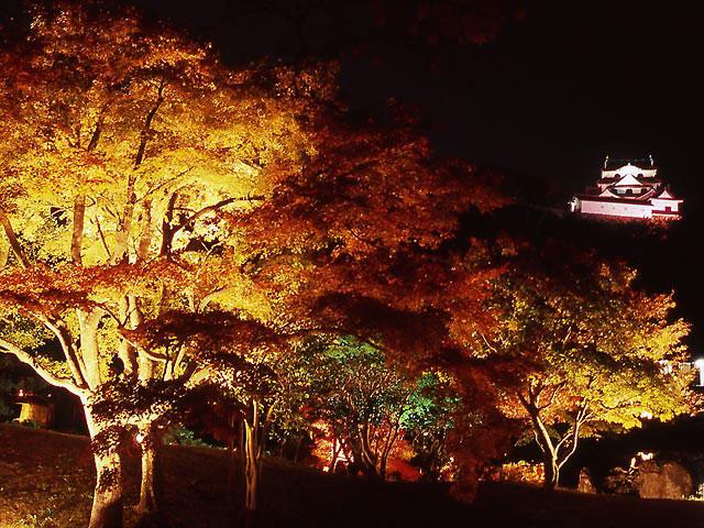 彦根城玄宮園