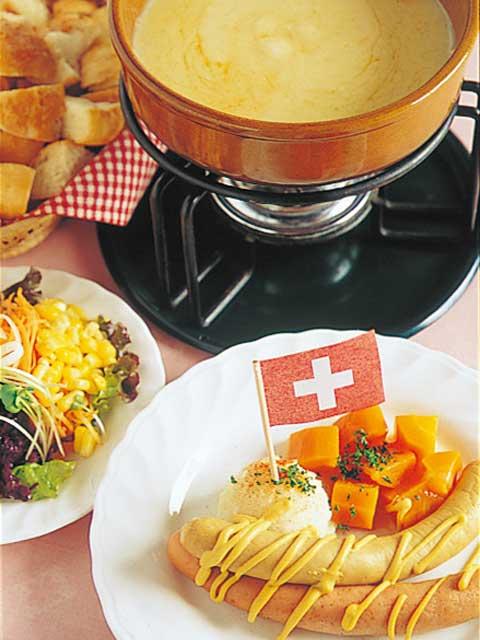 レストラン スイス アルピナ