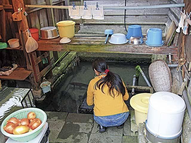 針江・生水の郷