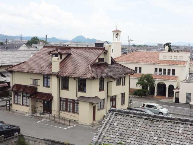アンドリュース記念館