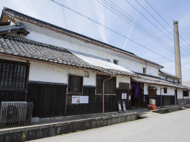 岡村本家 蔵しっく館(見学)