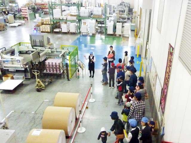 コクヨ工業滋賀(見学)