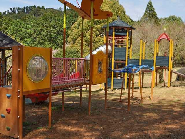 ビハ公園キャンプ場