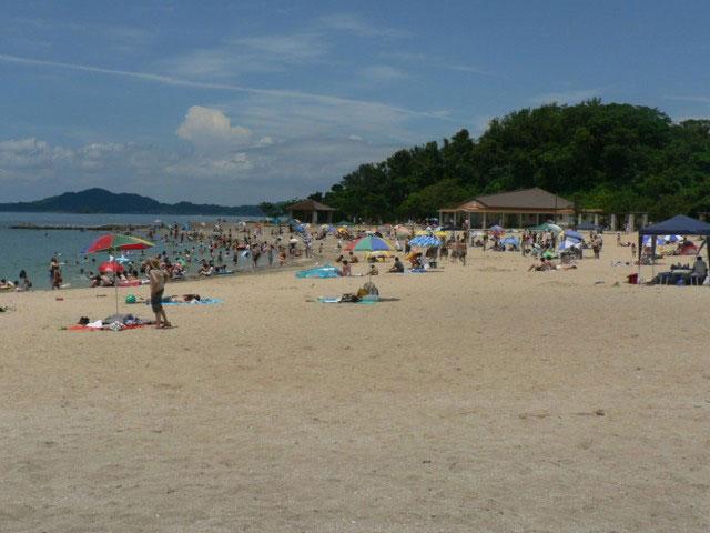 樋合海水浴場