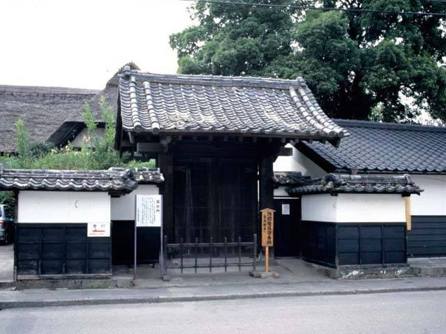 武家屋敷(武家蔵)