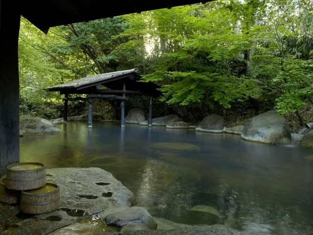 旅館 山河(日帰り入浴)