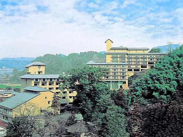 菊池観光ホテル(日帰り入浴)