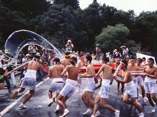 火伏地蔵祭