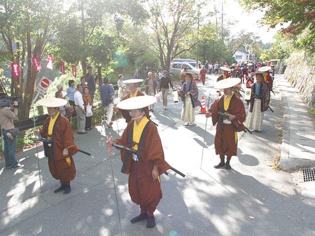 黒川温泉感謝祭
