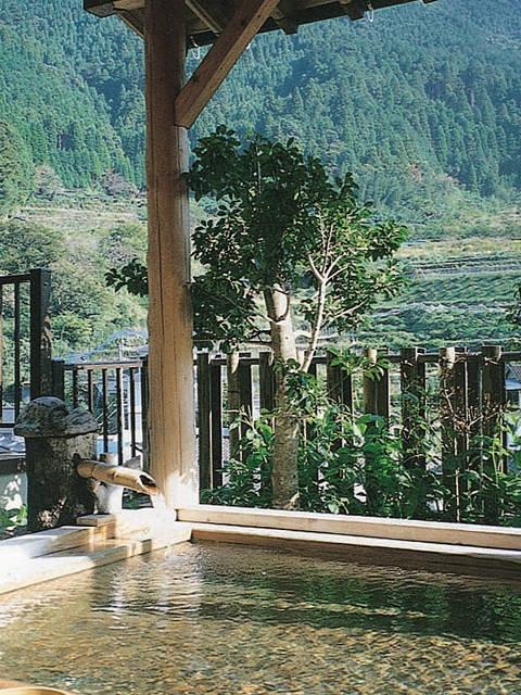 湯の鶴温泉 あさひ荘(日帰り入浴)