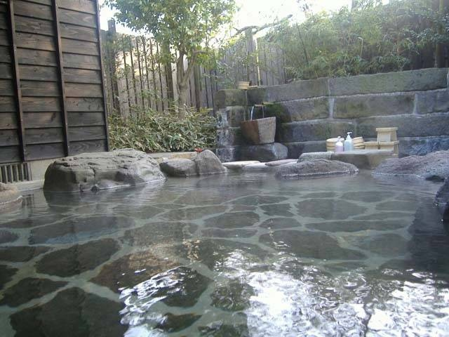 家族風呂 湯の倉