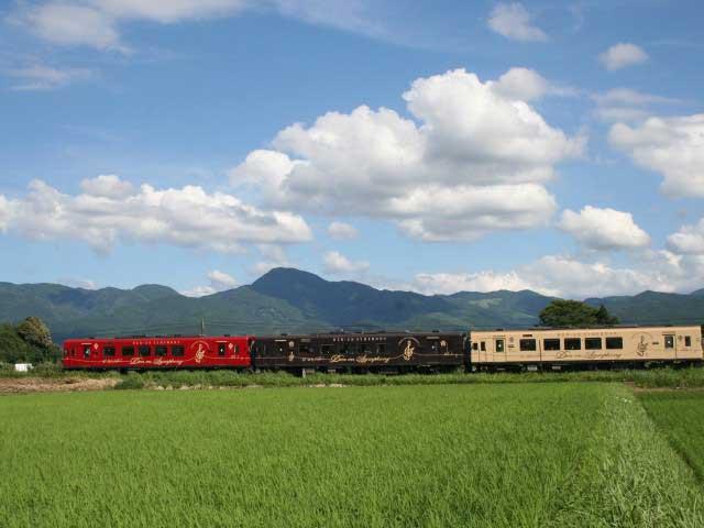 観光列車田園シンフォニーはぴねすトレイン