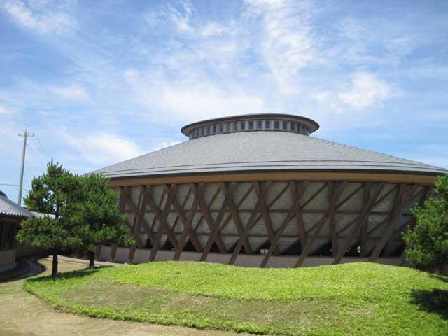 石川県金沢港大野からくり記念館