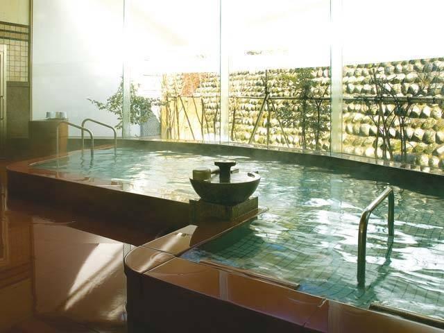 湯涌温泉総湯 白鷺の湯
