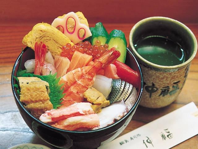 寿司処伸福
