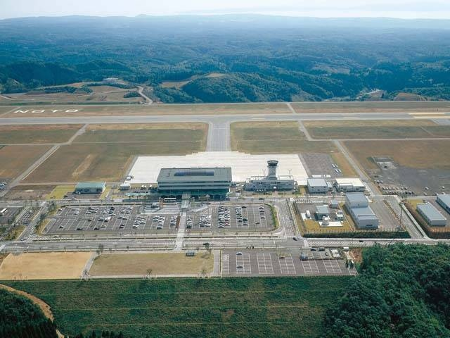 道の駅 のと里山空港