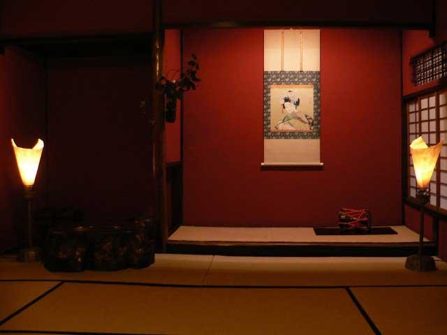 お茶屋美術館(旧中や)