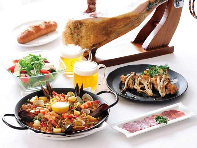 重慶飯店横浜中華街新館 レストラン