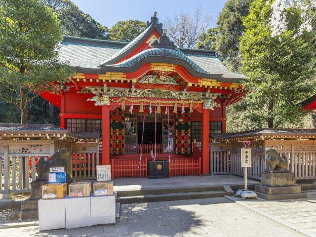 江島神社中津宮