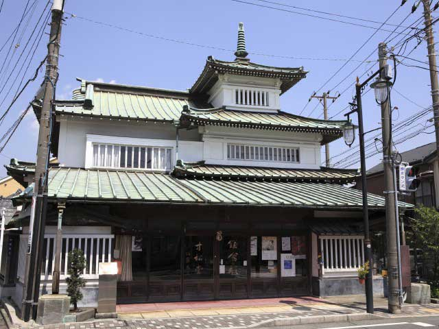 鎌倉彫寸松堂