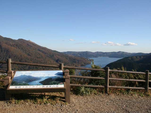 箱根芦ノ湖展望公園(神奈川県)
