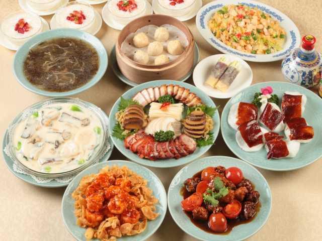 中華菜館 同發本館