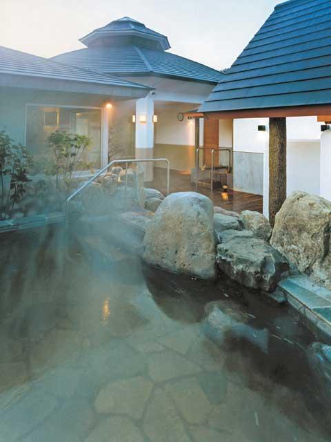 佐野天然温泉 湯処 のぼり雲