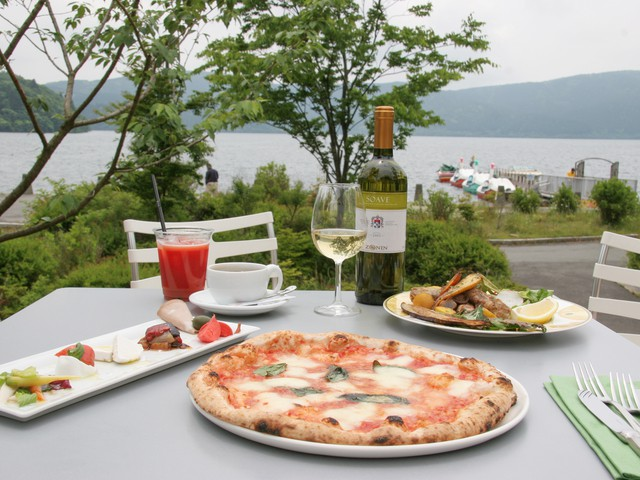 イタリアンレストラン ラ・テラッツァ 芦ノ湖