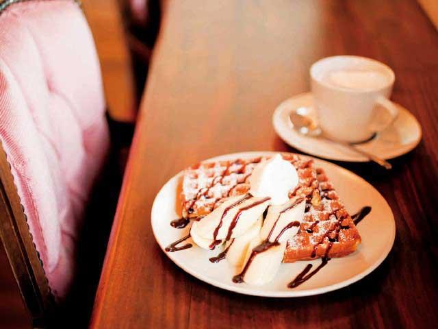 ナツメグカフェ