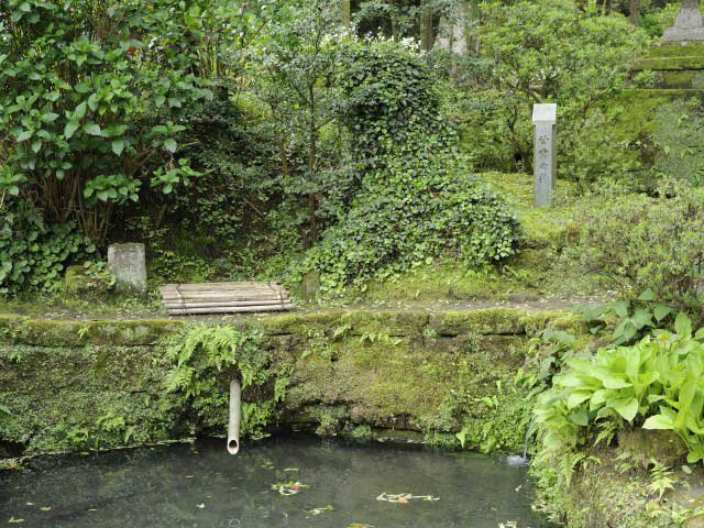 甘露の井(浄智寺)