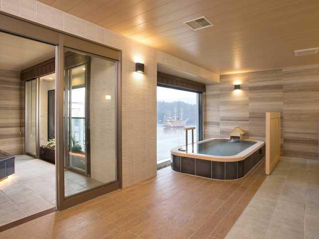 箱根ホテル 富士屋ホテルレイクビューアネックス(日帰り入浴)