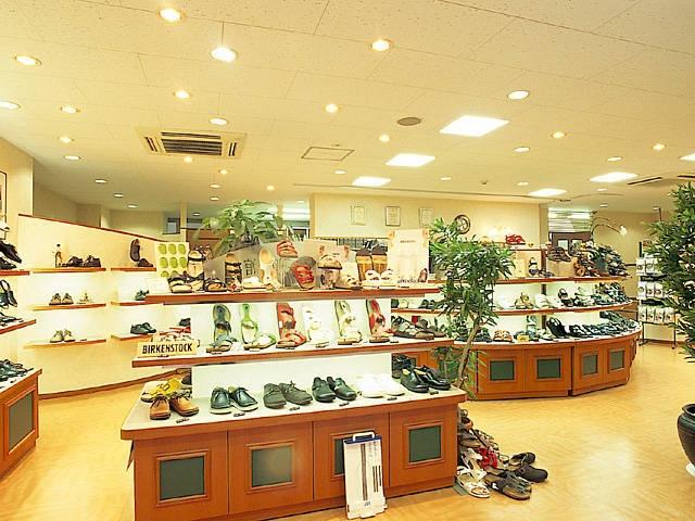 ドイツ足の健康館 赤い靴 横浜元町店