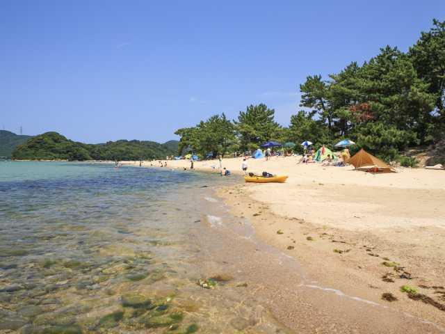 水島海水浴場