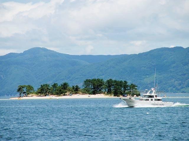 無人島「水島リゾート」