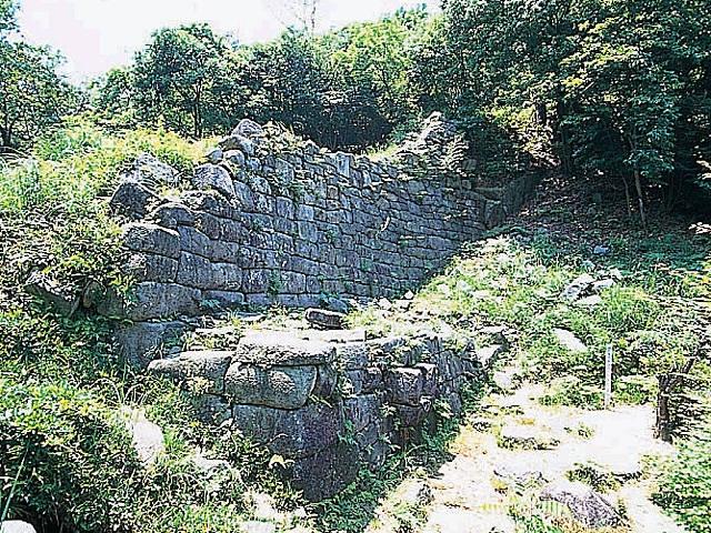 御所ヶ谷神籠石