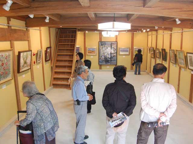 筑後吉井の小さな美術館めぐり
