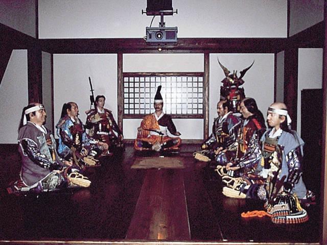 小倉城(勝山城)