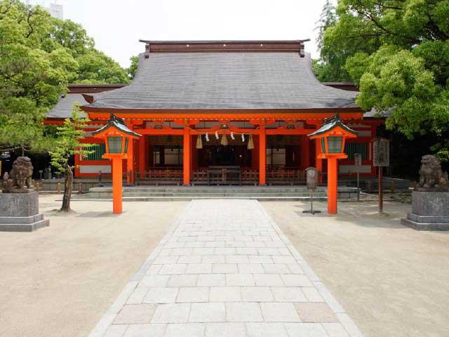 筑前国一之宮 住吉神社