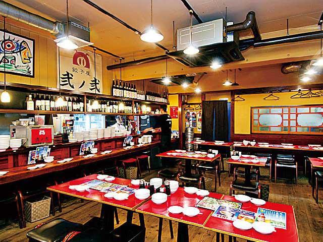 餃子屋 弐ノ弐 今泉店